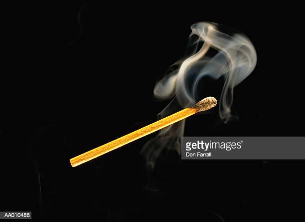 Smoking Matchstick