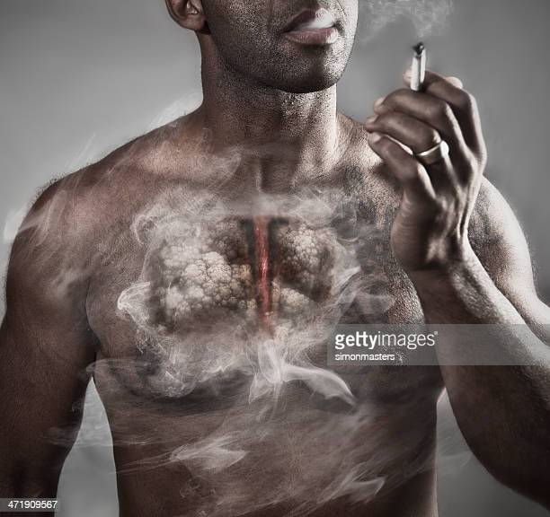 smoking - cancer illness stock pictures, royalty-free photos & images