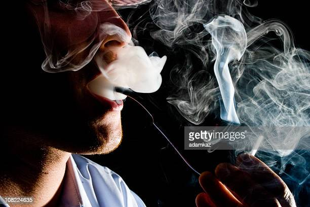 Rauchen Pfeife (Serie