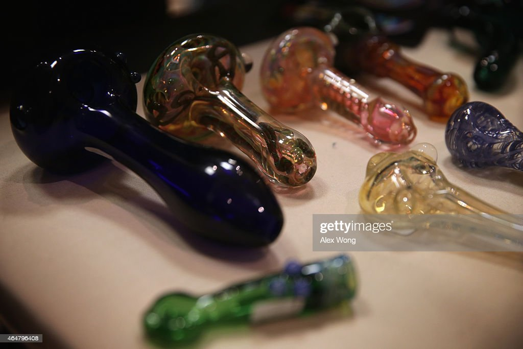 Marijuana Industry Expo Held In D.C. : News Photo