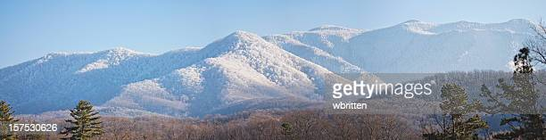 Smoky Mountain Snowfall (XXXL)