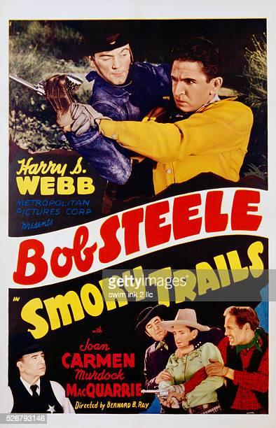 Smoky Trails Movie Poster