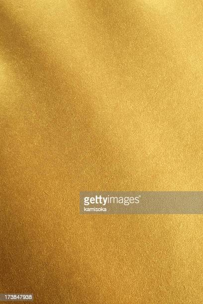 smooth gold material background - gold stock pictures, royalty-free photos & images