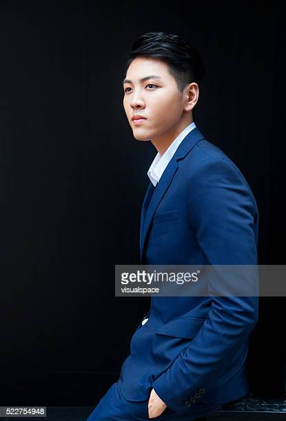 Smooth Looking Asian Businessman