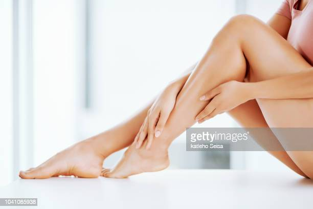smooth to the touch - beautiful long legs stock pictures, royalty-free photos & images