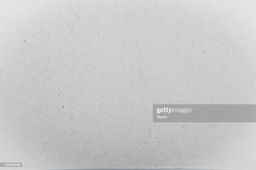 Smooth White Paper Surface : Stock Photo