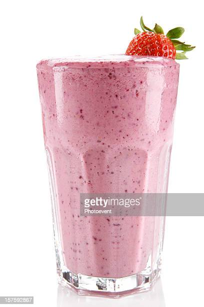 smoothie - milkshake stock photos and pictures