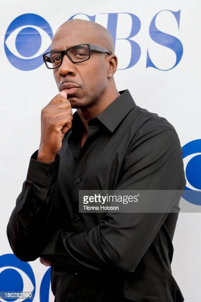 B Smoove attends CBS Television Studios 1st annual national 'TV Dinner Night' for new comedies at CBS Studios on September 10 2013 in Studio City...