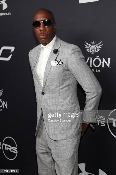 J B Smoove Attends Tequila Avion hosts NBA AllStar After Party presented by Talent Resources on February 17 2018 in Beverly Hills California