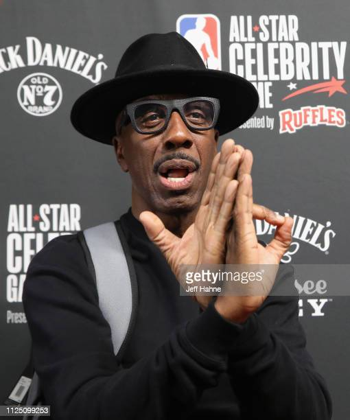 Smoove attends the 2019 NBA All-Star Celebrity Game at Bojangles Coliseum on February 15, 2019 in Charlotte, North Carolina.