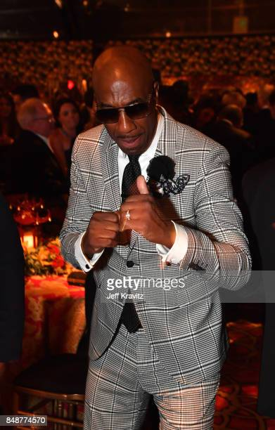 B Smoove attends the HBO's Official 2017 Emmy After Party at The Plaza at the Pacific Design Center on September 17 2017 in Los Angeles California