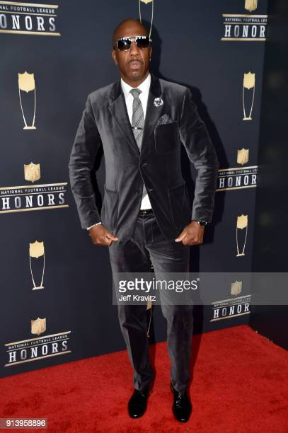 Smoove attends the NFL Honors at University of Minnesota on February 3 2018 in Minneapolis Minnesota