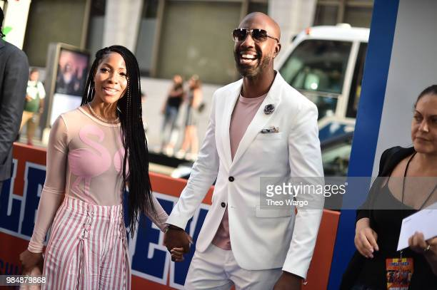 Smoove attends the Uncle Drew New York Premiere on June 26 2018 in New York City