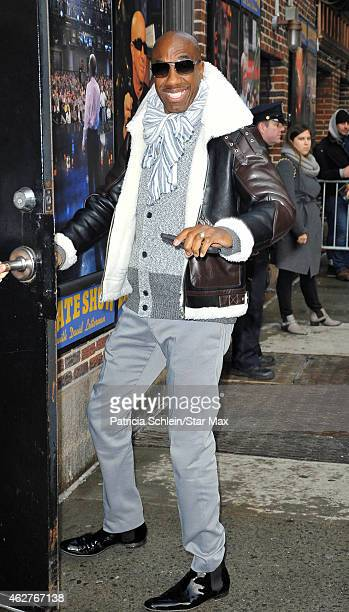 Smoove is seen on February 4 2015 in New York City