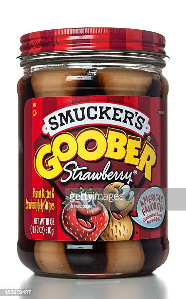 Smucker's Goober Strawberry Peanut Butter & Jelly