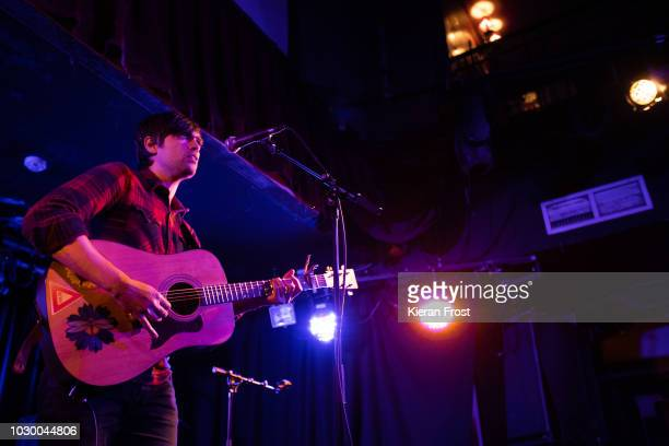 A Smyth performs at Whelan's on September 9 2018 in Dublin Ireland