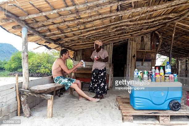 snack shop - sierra leone stock pictures, royalty-free photos & images