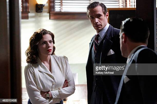 S AGENT CARTER 'Snafu' Peggy is cornered and more vulnerable than ever as Leviathan makes their move against her As the SSR zeroes in on Howard Stark...