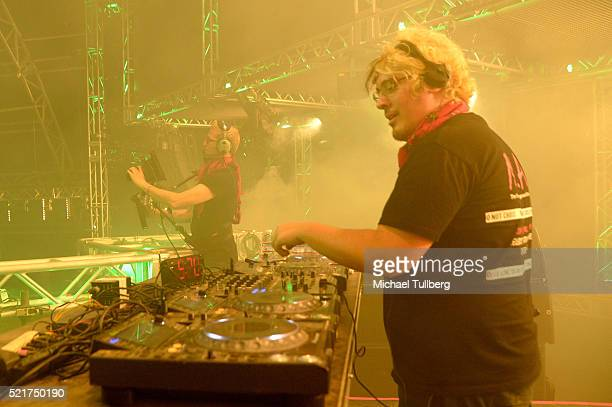 Snails performs onstage during day 2 of the 2016 Coachella Valley Music Arts Festival Weekend 1 at the Empire Polo Club on April 16 2016 in Indio...