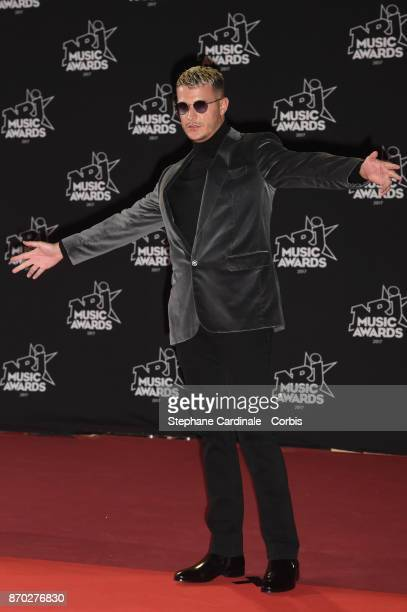 Snake attends the 19th NRJ Music Awards on November 4 2017 in Cannes France