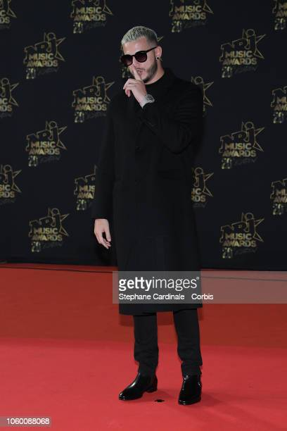 Snake attends the 20th NRJ Music Awards at Palais des Festivals on November 10 2018 in Cannes France