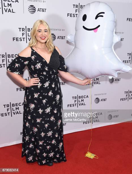 Snapchat Director of Creative Media Rylee Jean Ebsen attends Tribeca Snapchat Shorts showing during 2017 Tribeca Film Festival at Cinepolis Chelsea...