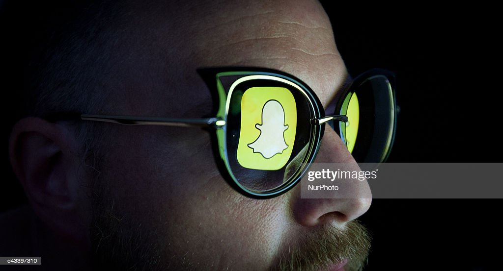 Snapchat to consider revenue sharing with brands : News Photo
