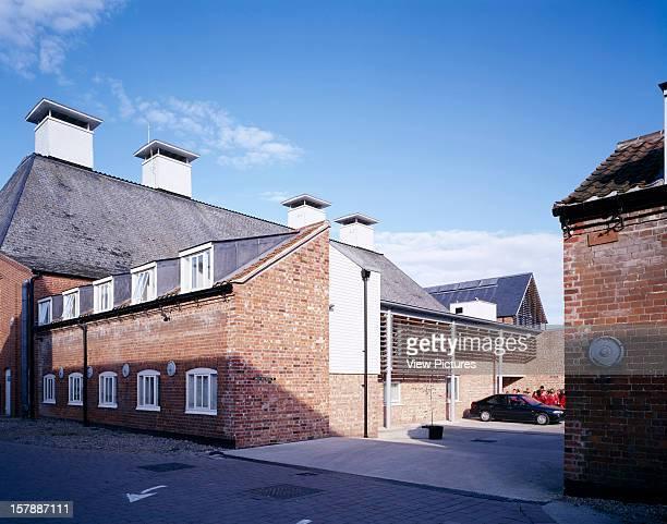 Snape Maltings Concert Hall [Aldeburgh Productions] Saxmundham United Kingdom Architect Penoyre And Prasad Snape Maltings Concert Hall View Of...