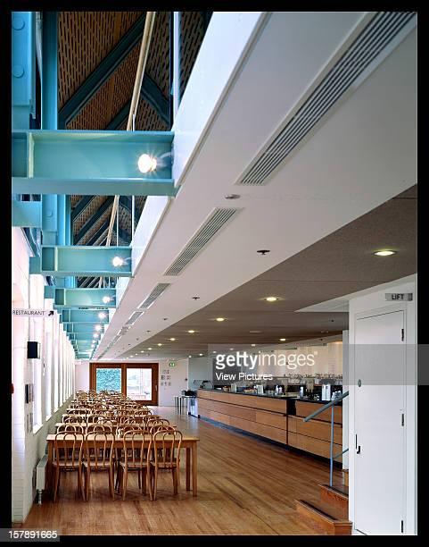 Snape Maltings Concert Hall [Aldeburgh Productions] Saxmundham United Kingdom Architect Penoyre And Prasad Snape Maltings Concert Hall First Floor...