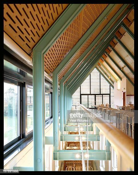 Snape Maltings Concert Hall [Aldeburgh Productions] Saxmundham United Kingdom Architect Penoyre And Prasad Snape Maltings Concert Hall Second Floor...