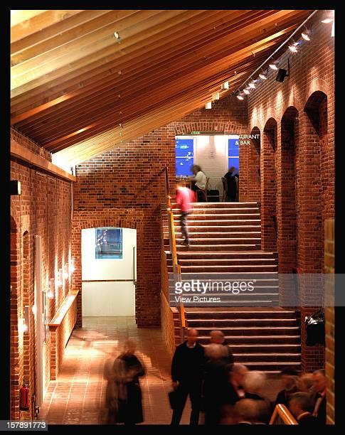 Snape Maltings Concert Hall [Aldeburgh Productions] Saxmundham United Kingdom Architect Penoyre And Prasad Snape Maltings Concert Hall Entrance With...