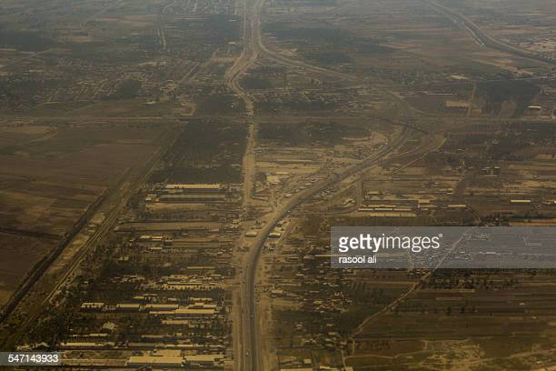 A snapshot of the air of Baghdad