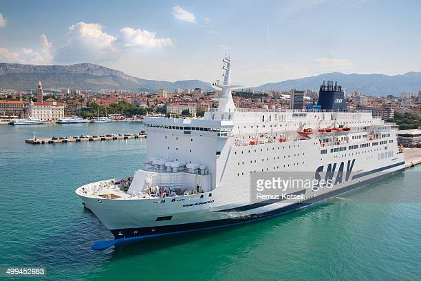 Snav Ferry Split Croatia