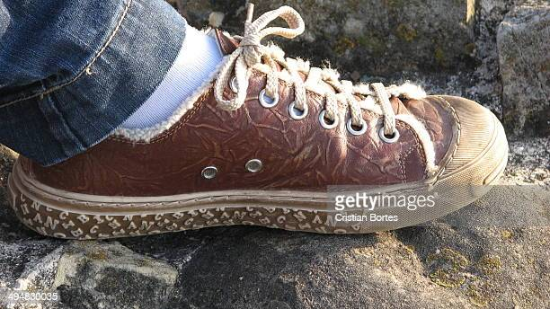 sneaker culture - bortes cristian stock-fotos und bilder