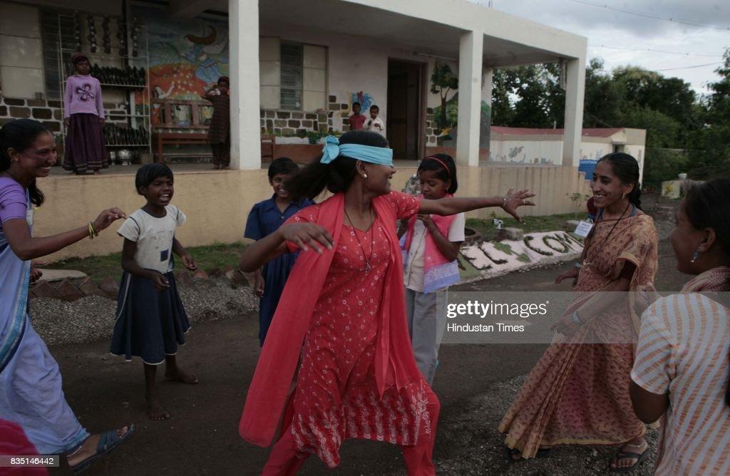 Snehalaya Orphanage in Ahmednagar.