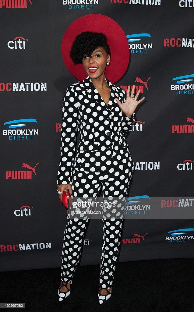 Roc Nation Pre-GRAMMY Brunch - Arrivals : News Photo