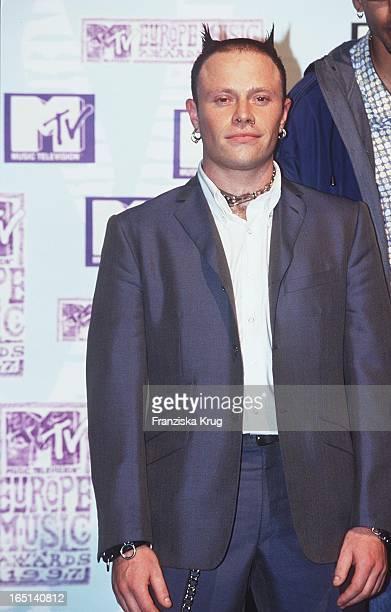 Sänger Prodigy Keith Flint Bei Mtv Europe Music Awards In Rotterdam
