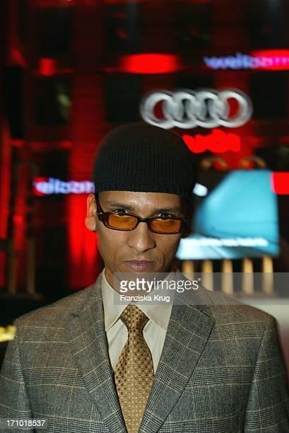 Sänger Xavier Naidoo Bei Der Weltpremiere Des Neuen Audi A6 Im Energieforum In Berlin