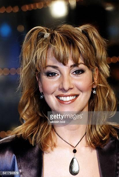 Sängerin Schlager Italien Porträt