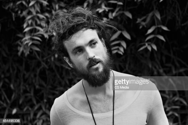 Sngersongwriter and composer Alexander Ebert is photographed on July 2 2013 in Berlin Germany