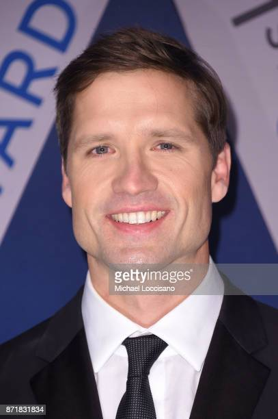 Sngersongwriter Walker Hayes attends the 51st annual CMA Awards at the Bridgestone Arena on November 8 2017 in Nashville Tennessee