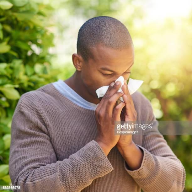 Sniffles estornuda y sibilancia