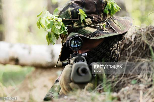 sniper - british culture stock pictures, royalty-free photos & images