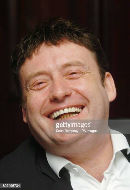 Snooker player Jimmy White who has changed his name by deed poll to Jimmy Brown poses for photographers The change of name is down to HP Sauce which...