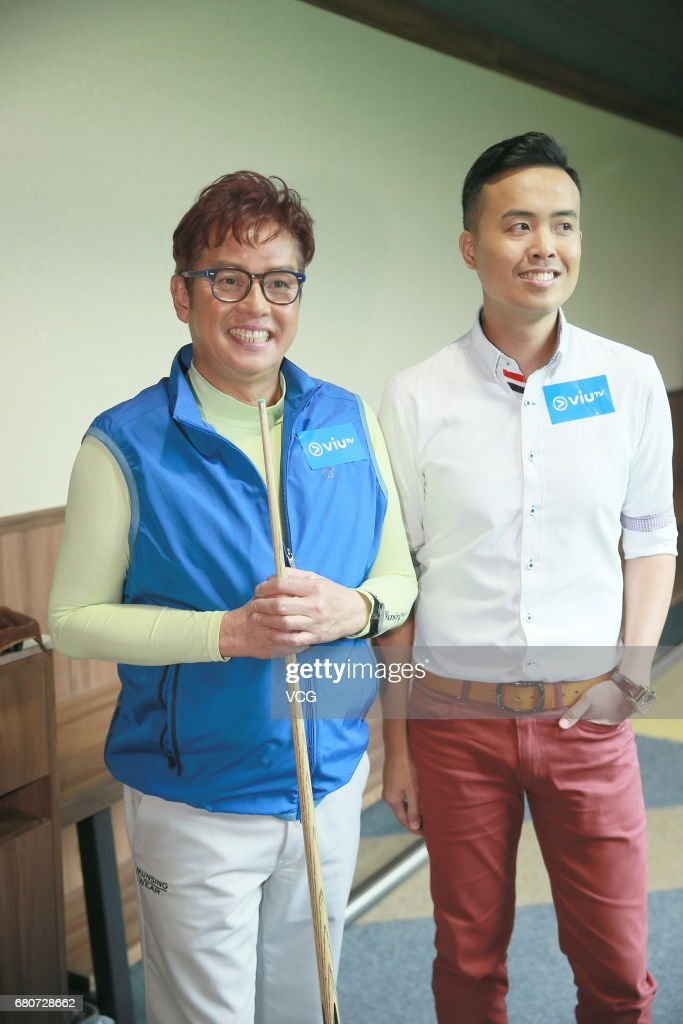 Marco Fu And Alan Tam Attend Variety Show In Hong Kong Photos and ...