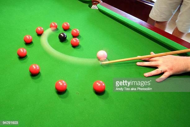 Snooker trickshot wizard