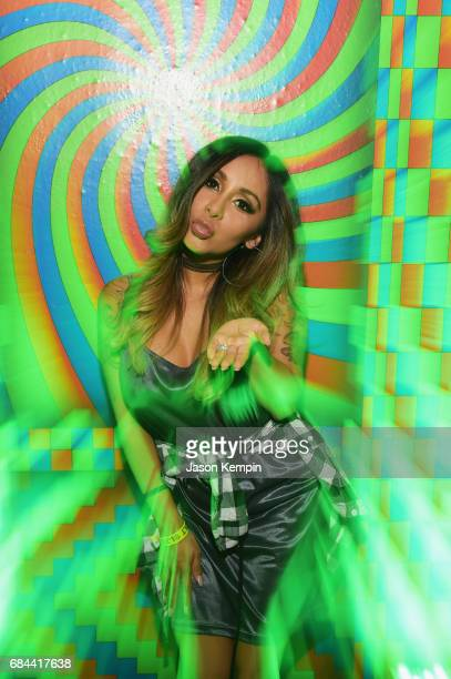 Snooki attends the 2017 Adult Swim Upfront Party at Terminal 5 on May 17 2017 in New York City