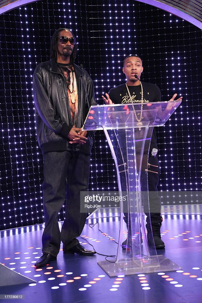 BET Hip Hop Awards 2013 Nominees Announcement : News Photo