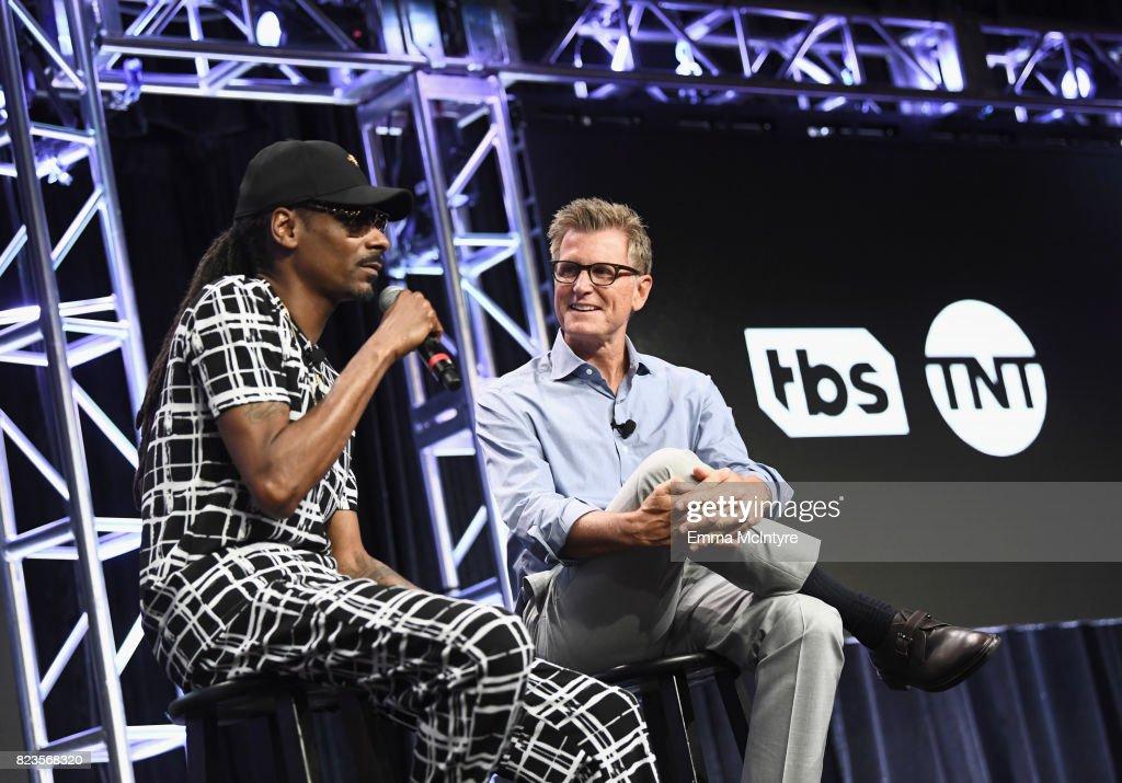 TCA Turner Summer Press Tour 2017 - Presentation : Foto jornalística