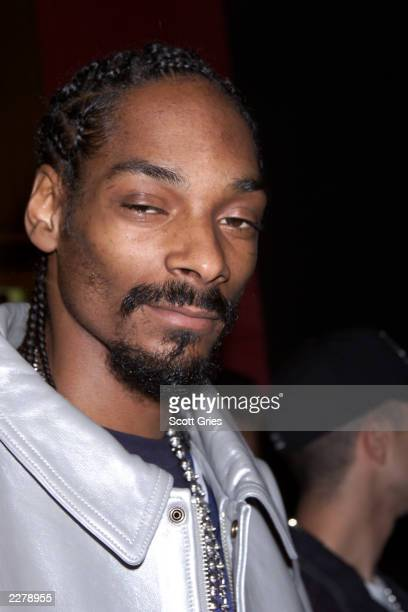 'Snoop Dogg' arriving at the New York City Movie Premiere of 'Bamboozled' a new Spike Lee film